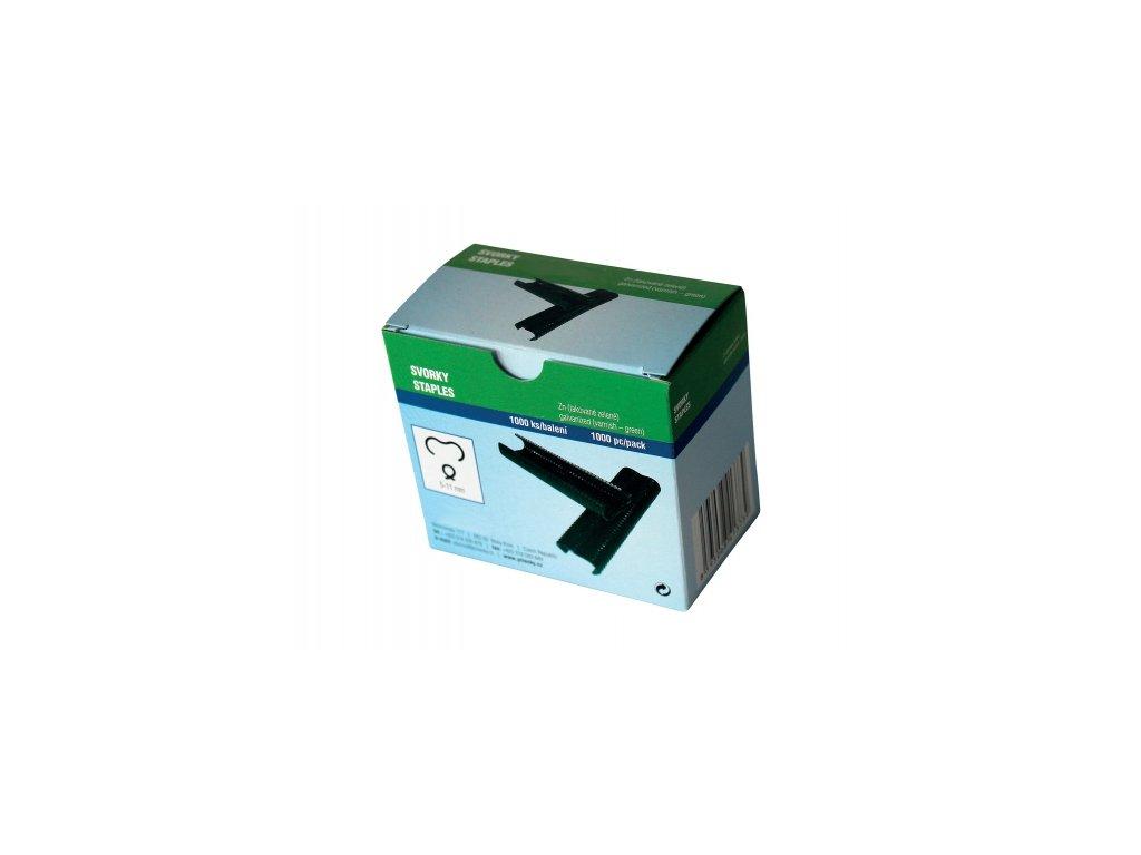 Spony ROCAFIX PVC 1000ks