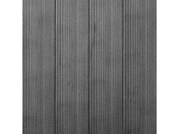 Plotovka WPC antracit, šířka 120 mm, síla 12 mm, délka 150 cm