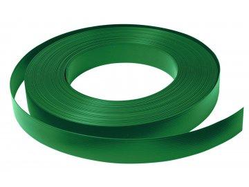 Stínící páska na plotové panely - Thermopil Classic, zelená