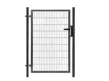 Branka výplň svařovaný panel 2D, výška 100x100 cm FAB antracit