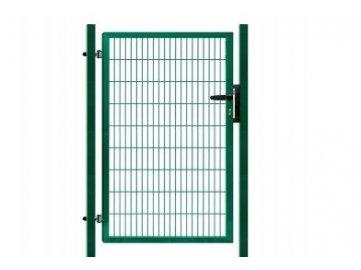 Branka výplň svařovaný panel 2D, výška 200x100 cm FAB zelená