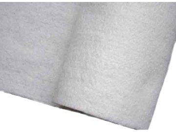 Geotextilie, bílá, PP, 200 cm, 500 g