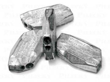 Spona RAPIDO/GRIPPLE pro dráty o průměru 1,6-2,8mm