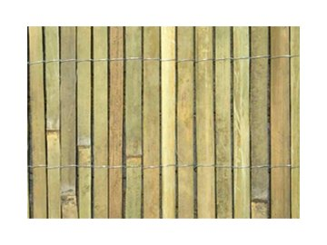 Štípaný bambus pro zastínění, výška 100cm