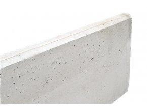 Betonová podhrabová deska 2950 x 300 x 50 mm pod pletivo