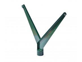 Bavolet V - PVC 48 mm