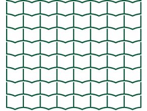 Svařované pletivo Multiplast - 3,0 mm, 200 cm