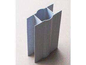 Držák podhrabové desky PVC, na sloupek max 48 mm, šířka desky max 4 cm