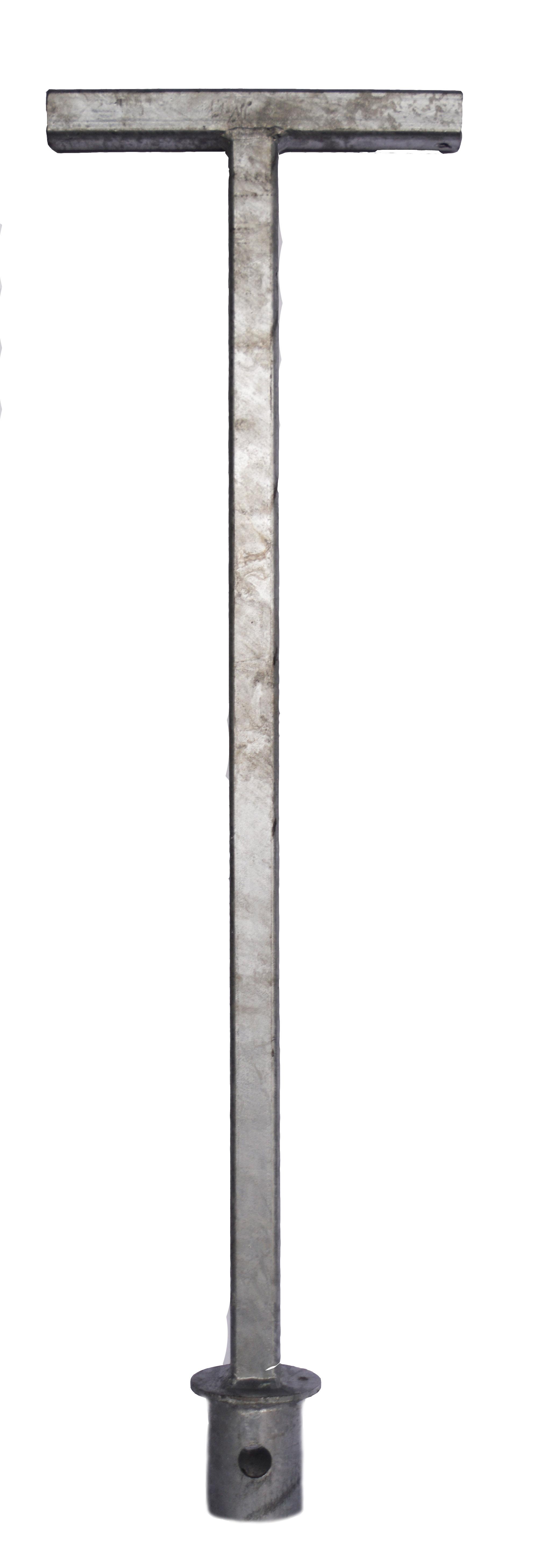 PŮJČOVNA - Ruční kříž T pro zemní vruty 650/68 mm
