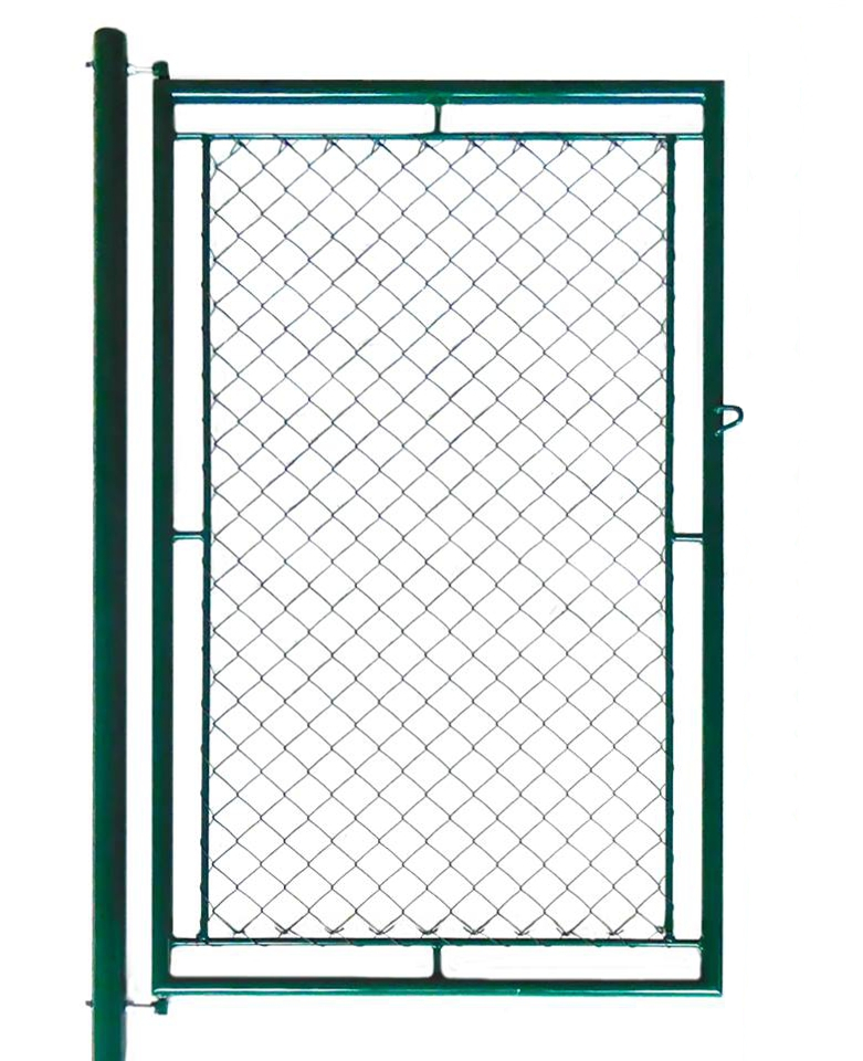 Branka zahradní pletivo, výška 125x120cm OKO zelená