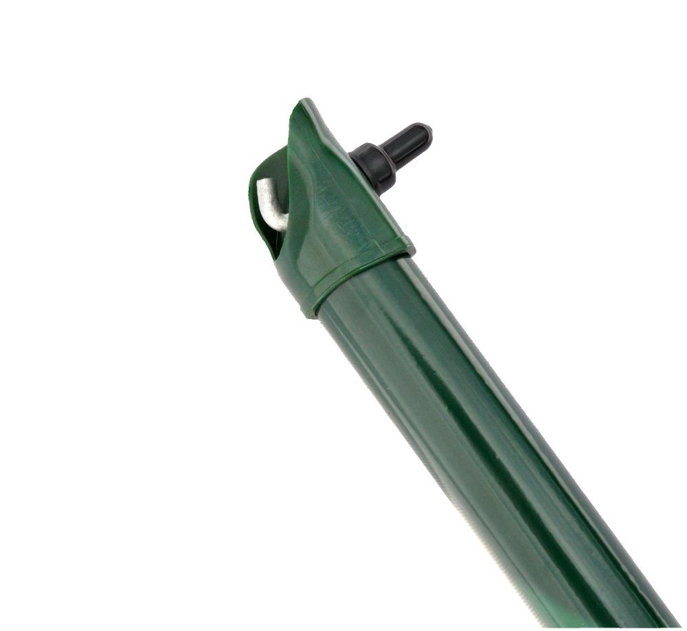 Vzpěra poplastovaná - PVC, výška 200 cm, 38 mm průměr
