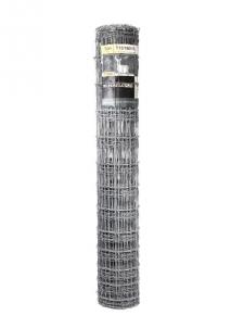 Uzlové lesnické pletivo dálniční - výška 210 cm, 15 drátů, zn