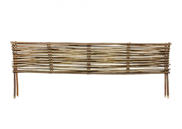 Plůtek z proutí - 100x35 cm, vzor W1 klasik