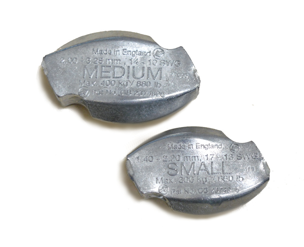 Napínák Gripple střední 2,0-3,25 mm