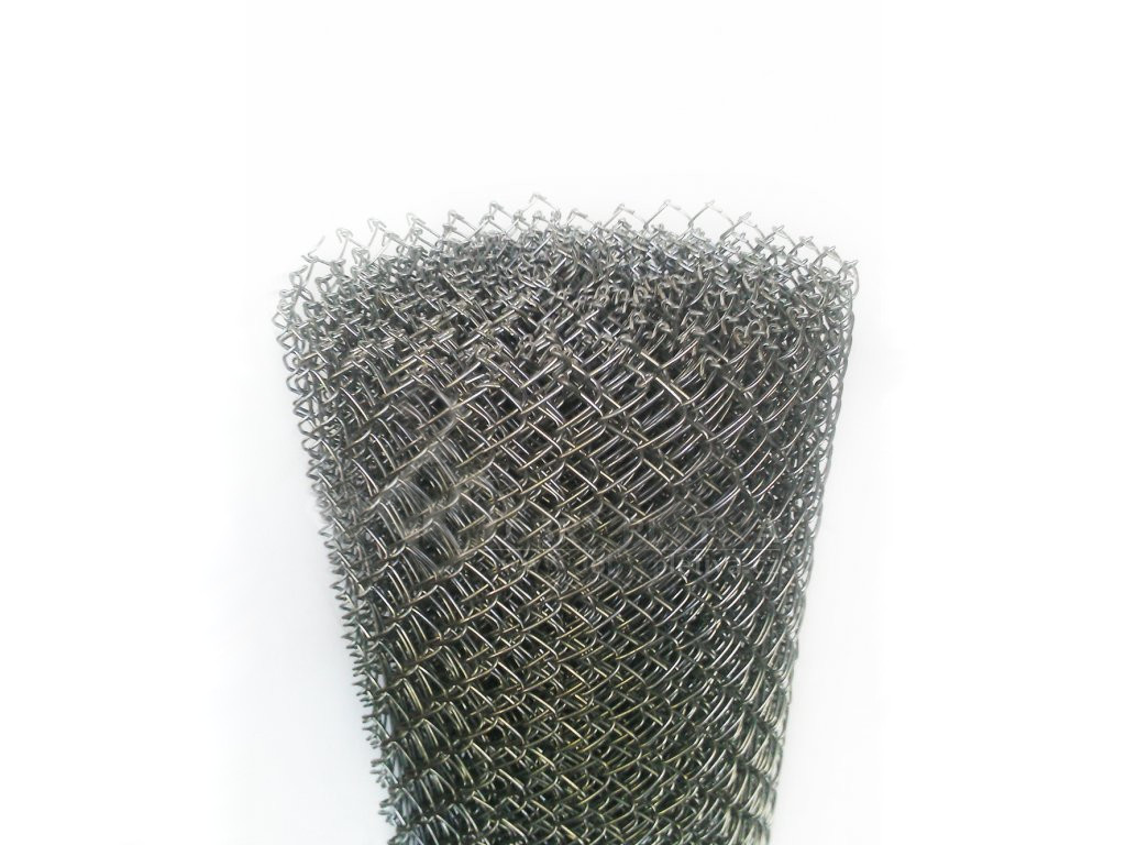 Pletivo pozinkované Zn výška 200 cm; 20x20mm; 1,8 mm