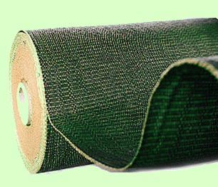 Tkaná textilie, zelená, 162 cm, 100 g