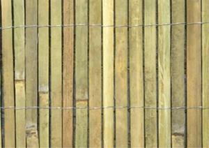 Štípaný bambus pro zastínění, výška 200cm
