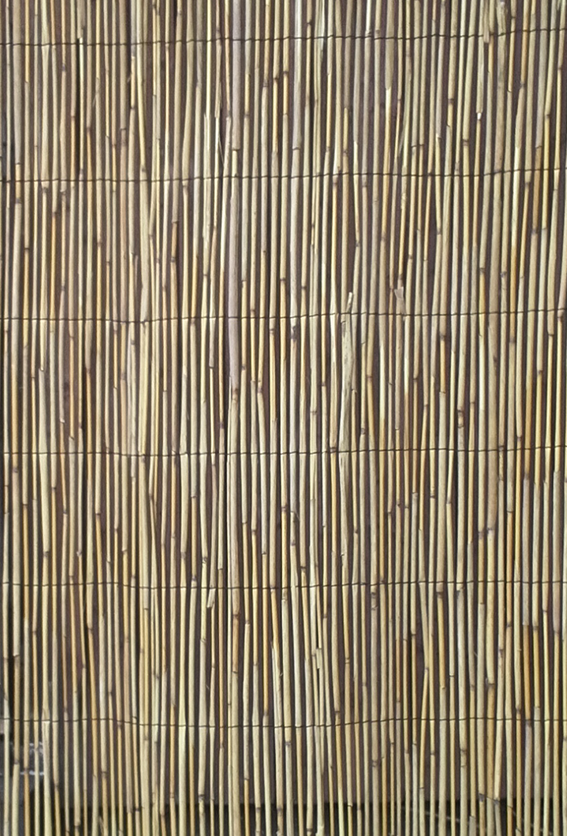 Rohož rákosová pro zastínění, výška 100cm