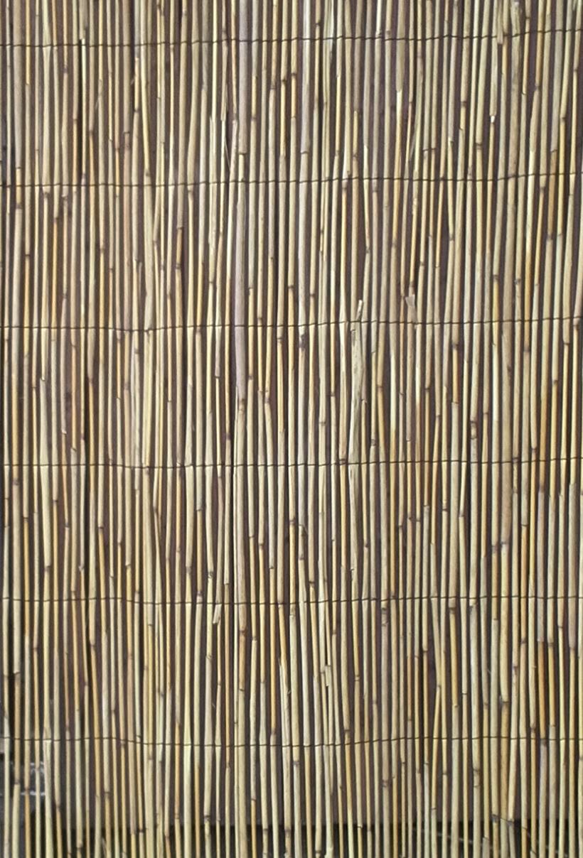 Rohož rákosová pro zastínění, výška 150cm