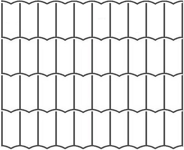 Svařované pletivo poplastované - Pantanet Family - výška 60 cm, drát 2,5 mm, Zn+PVC antracit