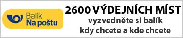 2600 výdejních míst v české republice