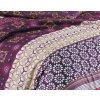 Bavlnene povleceni Rabina Fuchsiove detail