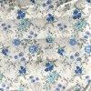 Bavlnene povleceni Chrpy Modre Detail