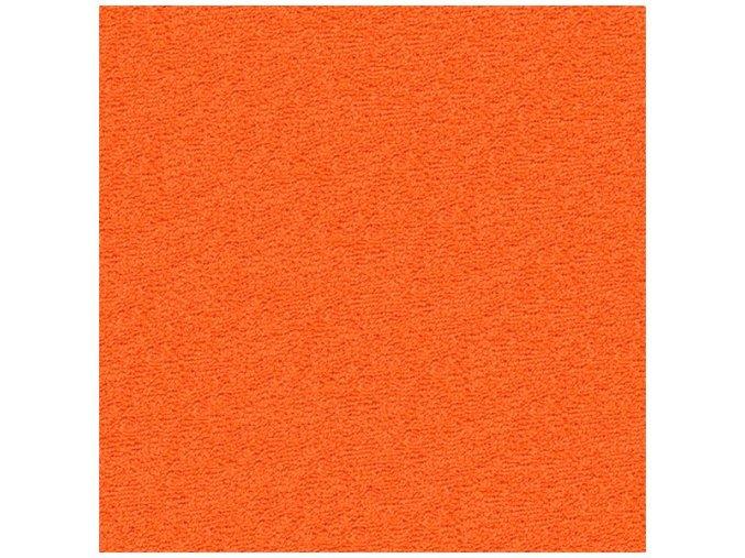 Froté prostěradlo Oranžové