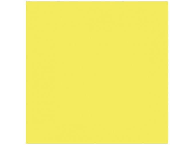 Froté prostěradlo Středně Žluté