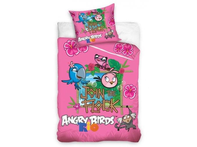 Dětské povlečení Angry Birds Stella