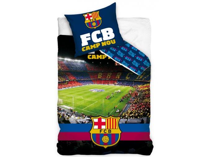 Fotbalové povlečení FC Barcelona Nou Camp
