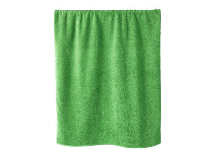 Ručník froté Daisy 50x100 cm Zelený