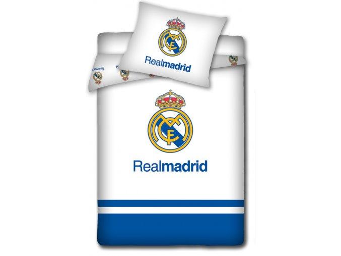 Povlečení do postýlky Real Madrid Blue