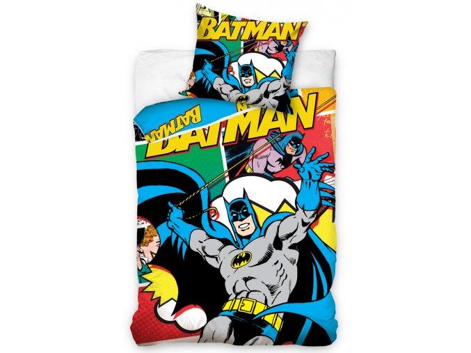Dětské povlečení Batman - Komiks