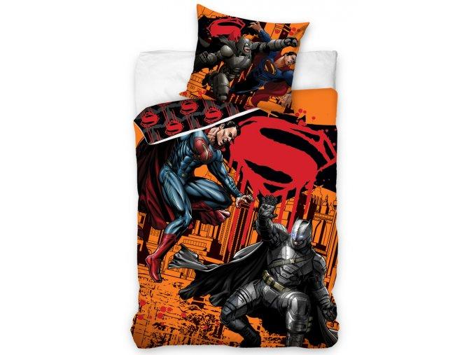Dětské povlečení Batman vs Superman - Fight