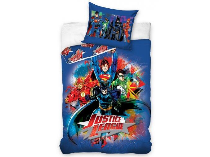 Dětské povlečení Justice League