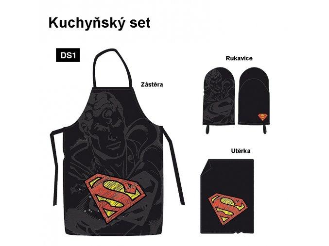 Kuchyňská souprava Superman