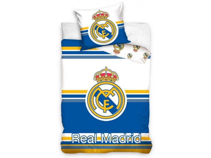 Fotbalové povlečení Real Madrid Erb