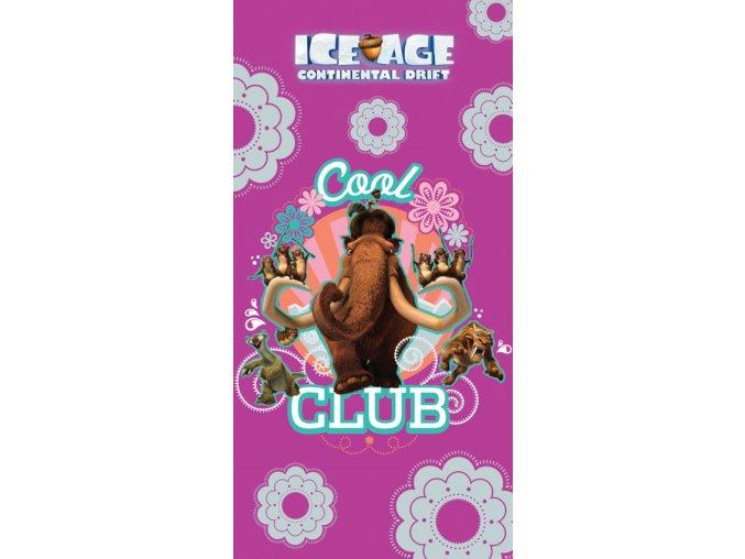Dětská osuška Doba Ledová Cool Club