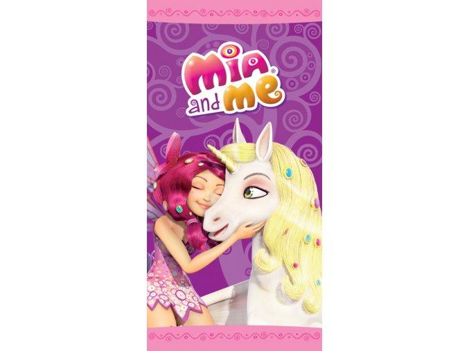 Dětská osuška Mia and Me - Onchao