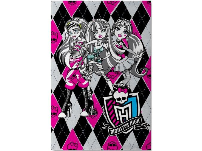 Dětský ručník Monster High - 40x60 cm