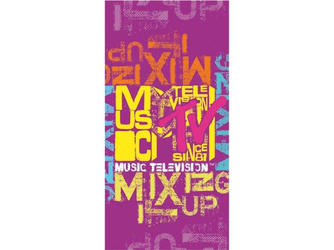 Osuška MTV - růžová