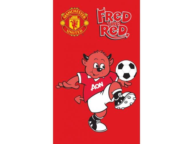 Ručník Manchester United - 30x50 cm