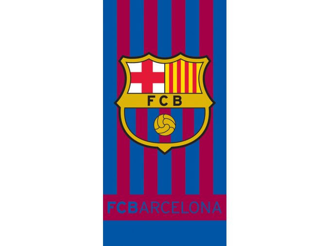 Fotbalova osuska FC Barcelona Stripes