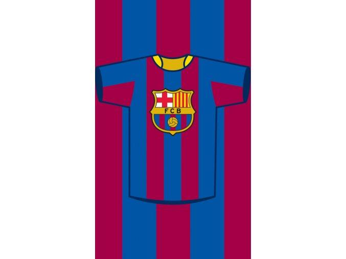 Ručník FC Barcelona Dres - 30x50 cm