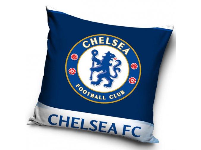 Polštářek Chelsea FC Dark Blue