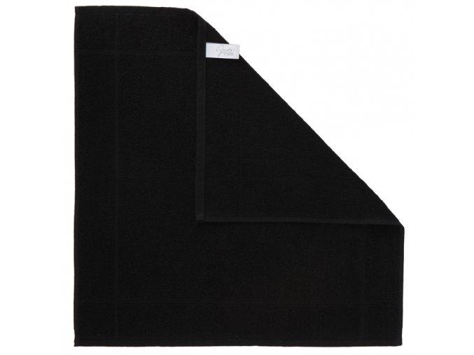 Kuchyňský ručník Gusto - Černý