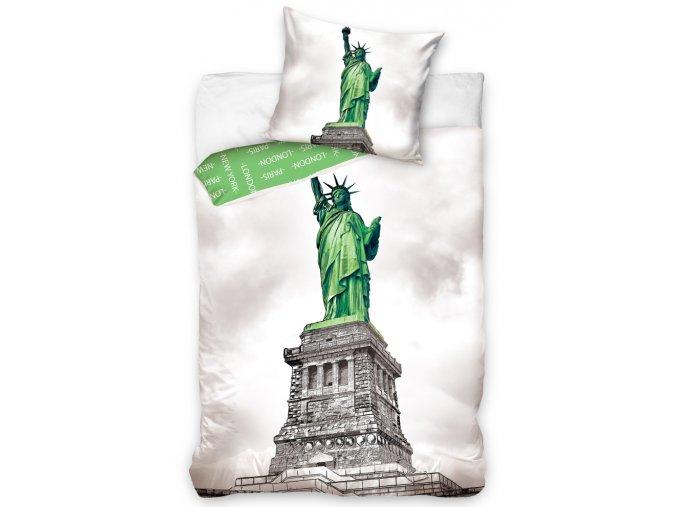 Povlečení New York - Socha Svobody