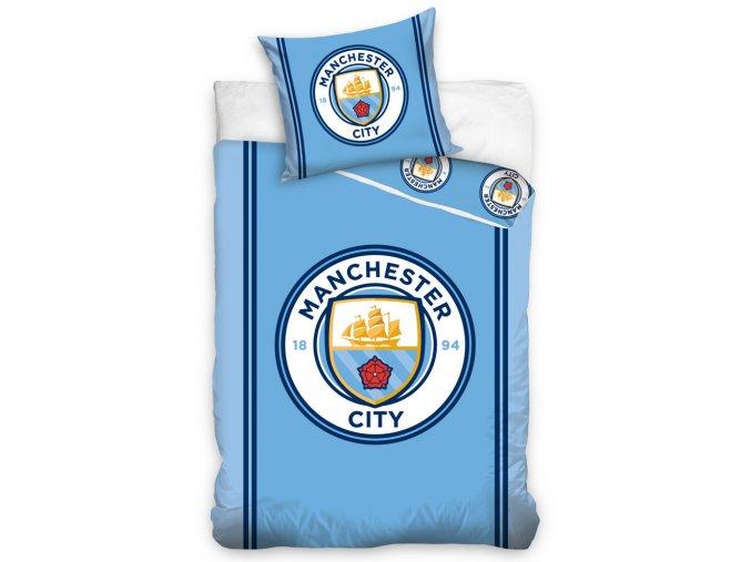 Fotbalové povlečení Manchester City