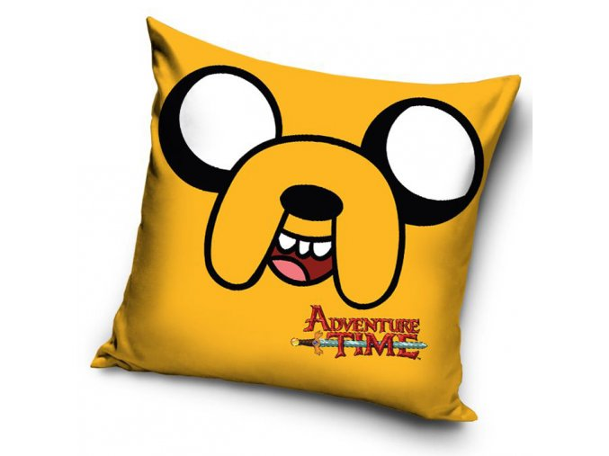 Povlak na polštářek Adventure Time - Jake